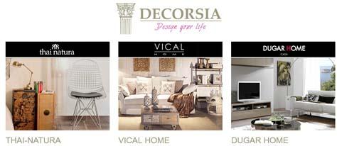 Decorsia Muebles Tienda Online