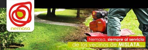 Nemasa, servicios municipales en Mislata