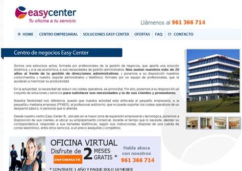 Centro empresarial y de negocios en Valencia