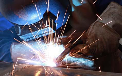 Materiales y maquinaria para soldadura