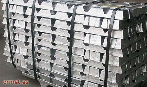 Inyección | Aluminio | Plástico | Zamal | Ormet