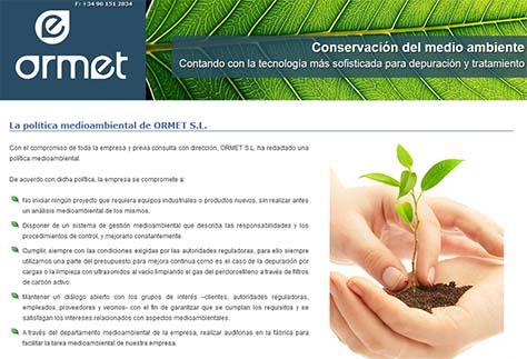calidad-politica-medioambiental-ormet