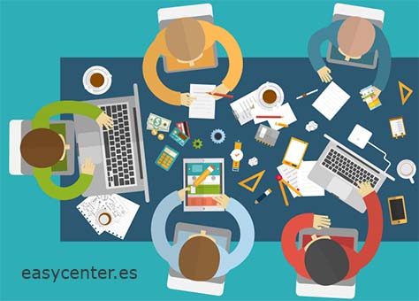 Los Centros de Negocios para la práctica de coworking
