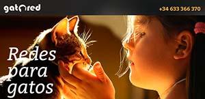 Gatored | Redes de protección para gatos