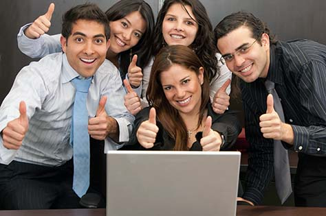 Imagen y positividad para afrontar los nuevos trabajos
