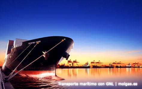 GNL para el Transporte Marítimo