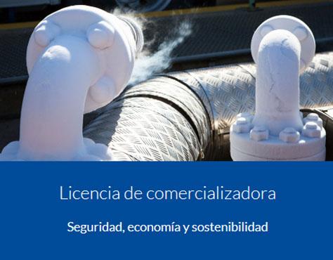 Molgas comercializadora de GNL