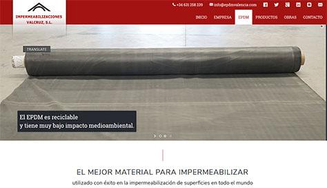 EPDM | El mejor material para impermeabilizar