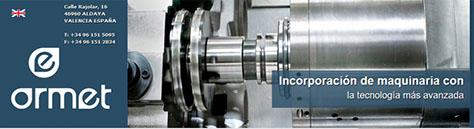 Maquinaria Inyección plásticos | Ormet