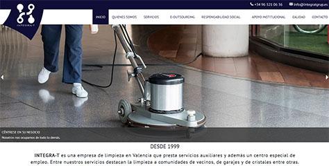 INTEGRA-T empresa de limpieza y servicios generales en Valencia