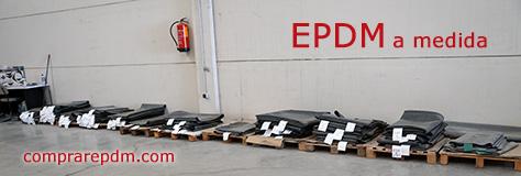 EPDM | Venta de láminas de EPDM a medida