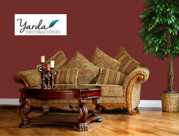 Yarda, fabricante y distribuidor de ropa de hogar y cojines