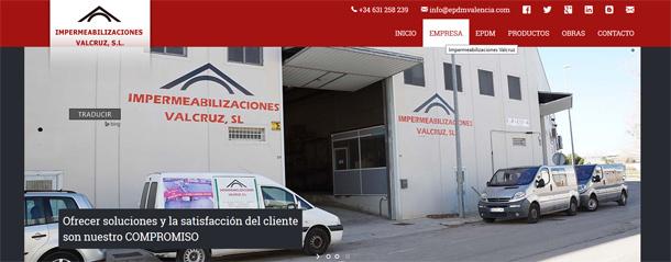 Valcruz, venta y distribución de EPDM