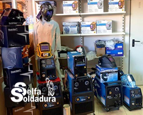 Distribución maquianaria, materiales y suministros para la soldadura
