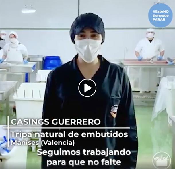 Casings L Guerrero venta de tripa natural para embutidos