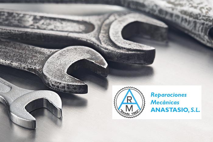 Reparación y Mantenimiento de maquinaria industrial