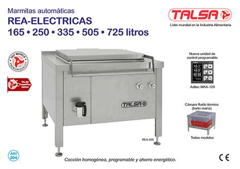 Marmitas de cocción para la industria cárnica | Talsa