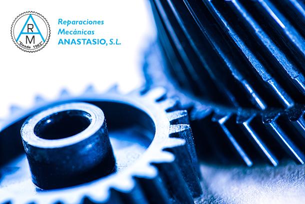 Compra venta y reparación de máquinas industriales